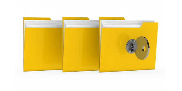 yellow-folders-locked_1156-512